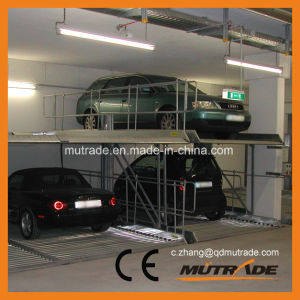 Germany Top Rank 1 Efficient Parking Electric Car Lift Jack pictures & photos