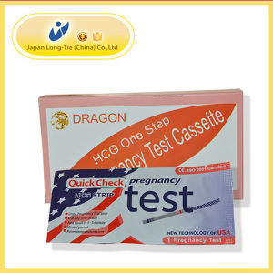 HCG Pregnancy Test Kit with High Quality pictures & photos