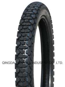 High Quality Motorcycle Tire and Tube with Certificate (BY102) pictures & photos