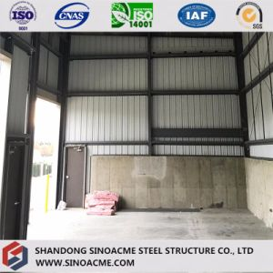 Steel Frame Shed for Warehouse Storage with High Quality pictures & photos