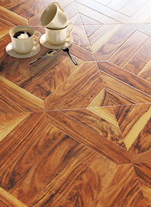 Art Parquet Wood Laminated Flooring for 12.3mm pictures & photos