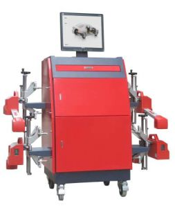 High Quality Ce Wheel Aligner (AAE-WA800) pictures & photos