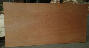 Man-Made Density Board with Melamine Paper Veneered pictures & photos