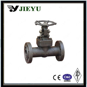 Rtj 900lb Forged Steel A105 Flange Handwheel Gate Valve pictures & photos