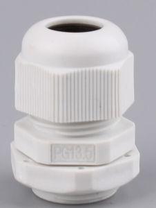White Nylon M 36 M 36*1.5 Cable Gland