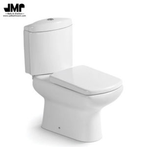 Sanitary Ware Bathroom Wc Water Closet Two Piece Ceramic Toilet pictures & photos
