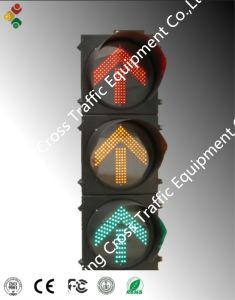 200mm Transprent Lens Vehicle Arrow Traffic Signal Light