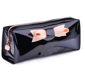 Cosmetic Pouch with Cute Bow (S2268) pictures & photos