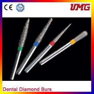 Low Price Dental Instrument Diamond Dental Polishing Burs pictures & photos