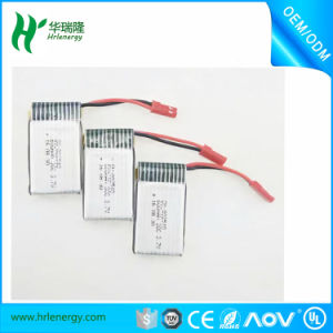 3.7V/600mAh Li-ion Polymer Battery Packs pictures & photos