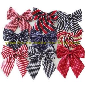 Hot-Sale Ladies Collar Flower Bowties pictures & photos