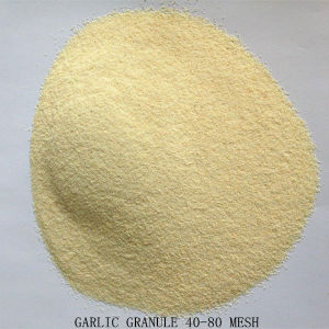 Dehydrated Garlic Granule Good Quality From Factory pictures & photos