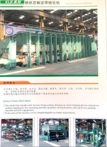 Conveyor Belt Making Machinery / Rubber Belt Manufacturing Machine pictures & photos