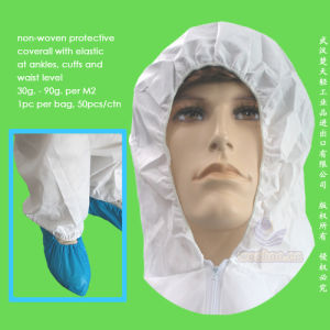 Disposable Surgical Coverall pictures & photos
