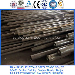 C45 Low Carbon Steel Black Finish Steel Rod pictures & photos