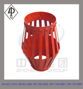 Factory Supply API Certificated Cement Basket, Cementing Basket pictures & photos