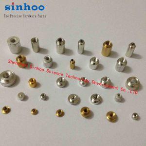 SMT Nut, Weld Nut, Smtso-M2.5-3et, Reel Package, Standoff, PCB Nut, Solder, Brass, Reel pictures & photos