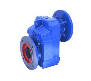Hft Hf Series Parallel Shaft Gear Reducer (HFAF37~HFAF157)