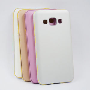 Metal Bumper Mobile Phone Case for Samsung Galaxy A3 pictures & photos