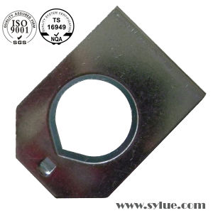 Zinc Plated Sheet Metal Stamping Part pictures & photos