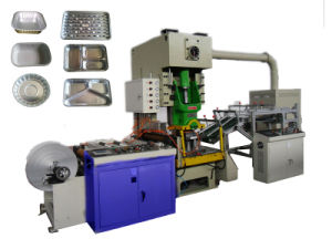 Automatic Aluminum Foil Container Machine pictures & photos