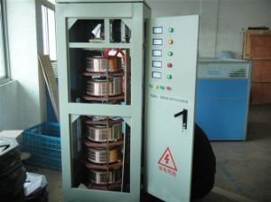 Tsgc3 3phase Dry Big Power Electronic Variac Contact Voltage Regulator