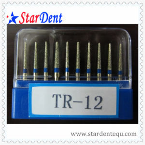New Packing Dental Diamond Burs (5PCS/packing) pictures & photos