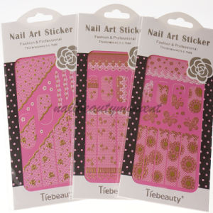 3D Nail Art Lace Accessories Beauty Decoration Stickers (NPP04) pictures & photos