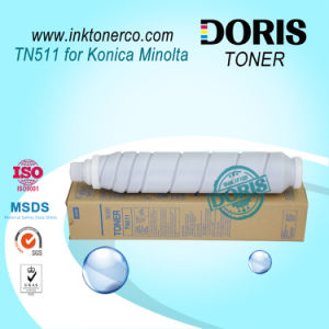 Tn511 Copier Toner Japan Powder for Konica Minolta Bizhub 360/361/420/421/500/501 pictures & photos