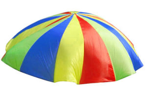 Polyester Parachute Games Play Tent for Kids pictures & photos