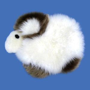 Cute Lamb Animal Shape Sheepskin Plush Cushion/Pillow pictures & photos