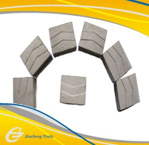 Diamond Segments for Concrete Cutting