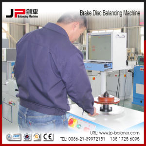 Jp Jianping Front Brakes Solid Plate Auto Brake Balance Machine pictures & photos