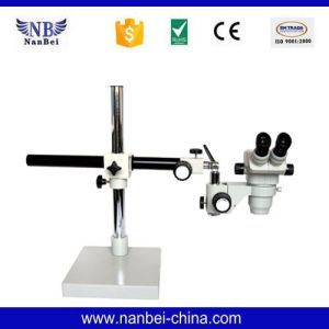 Gl+V10 Dark Field Adjustable Stand Carton Microscope pictures & photos