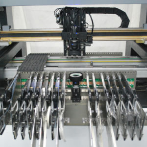High Accuracy SMT 0201 Placement Mounter Machine T4 pictures & photos