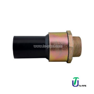 Steel Plastic HDPE The Ball Ink Threaded Type Adapter En 1555 pictures & photos