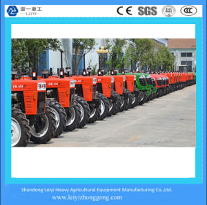Wheeled High Quality Agricultural Tractors Use in Small Farm / Garden pictures & photos
