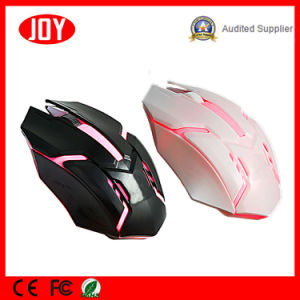 Factory Price Wired Computer Gaming LED Backlit Optical Mouse pictures & photos