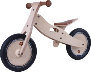 Hot Sale High Quality Wooden Bike, Popular Wooden Balance Bike, New Fashion Kids Bike pictures & photos