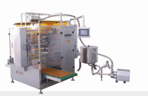 Liquid 4 Side Sealing & Multi-Lane Packing Machine pictures & photos