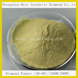 Zhengzhou Best Synthetic Fine Diamond Micro Powder for Wire Saw Cutting Tools