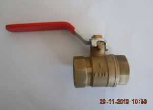 Brass Female and Female Ball Valve (a. 0136) pictures & photos