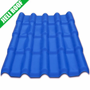 Corrugated Sheet Asa Coated PVC Royal 720 Roof Tile pictures & photos
