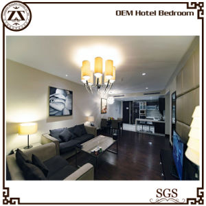 5 Star Hotel Bed Linen Set TV Cabinet pictures & photos