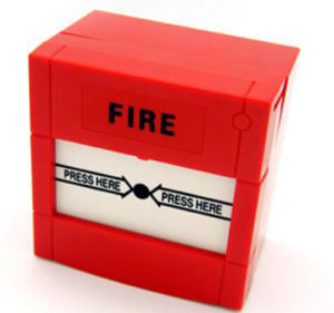 Fire Call Point Emergency Button pictures & photos