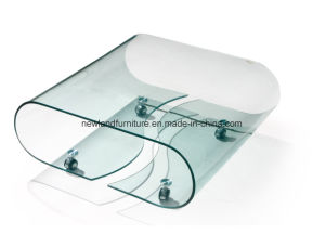 Modern Table for Home Furniture (TB-530B) pictures & photos