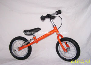 Steel Frame Push Bike (GL213-6) pictures & photos