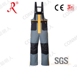 Waterproof Sea Fishing Quilted Pants for Winter (QF-9080B) pictures & photos