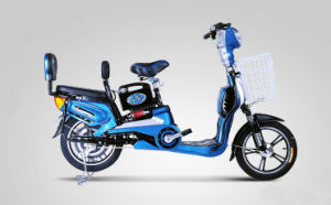 Electric Bike with Portable Battery (PB203) pictures & photos