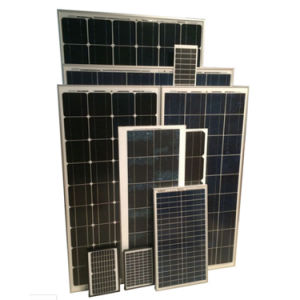 Solar Panel/Mono Solar Panle/Poly Solar Power Panel pictures & photos